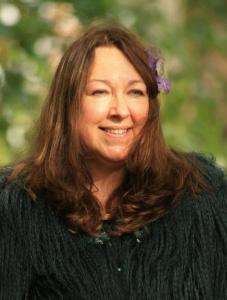 Photo: Singing Dragon author Jennifer Peace Rhind